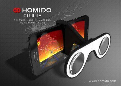 """Homido """"mini""""-2"""