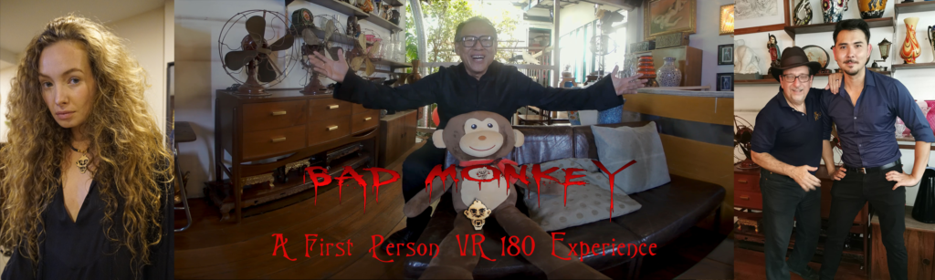 Bad Monkey Oculus TV