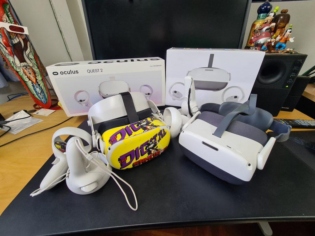 Quest 2 Vs Pico Neo 3 Asian Consumer Version