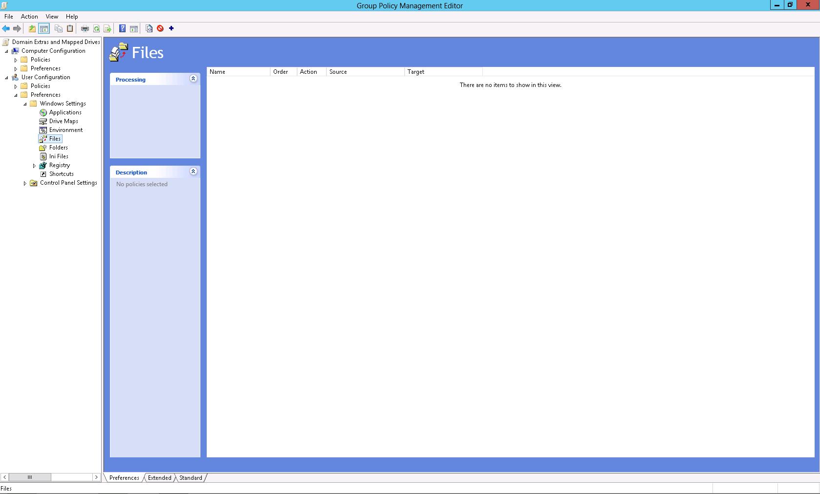 Microsoft Windows 7 – Modifying Profiles for Shortcuts, Folders or Files