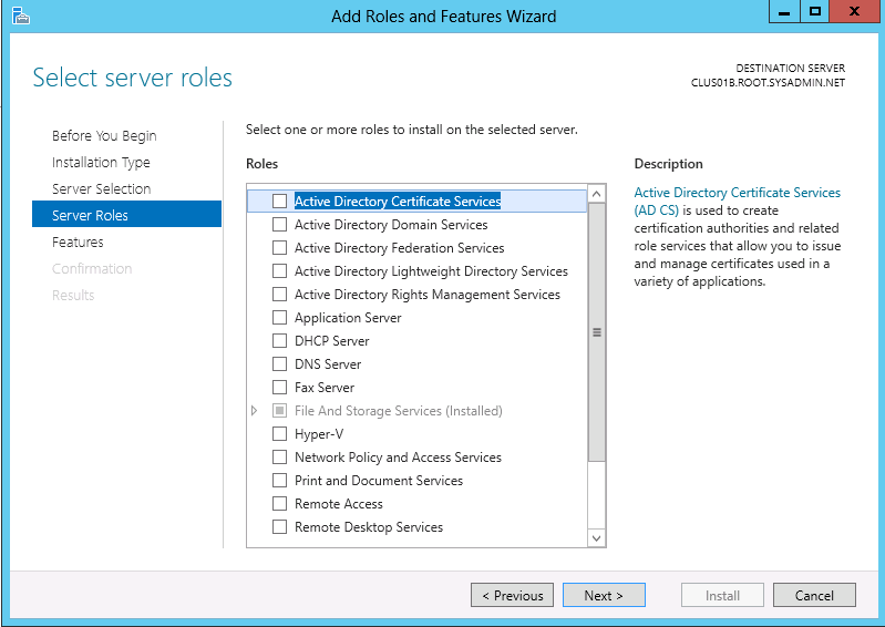Microsoft Windows Server 2012 - Multipath IO Configuration - 07