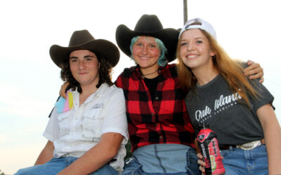 Bull Riding at Stegall's Arena 7/25/21