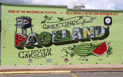 Watermelon Festival in Pageland, SC 7/17/21
