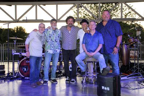 Rivermist Plays Night One of Pineville Fall Festival