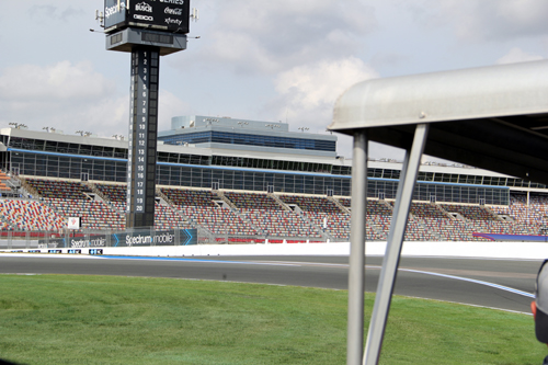 Tram Tour of the Roval at Charlotte Motor Speedway