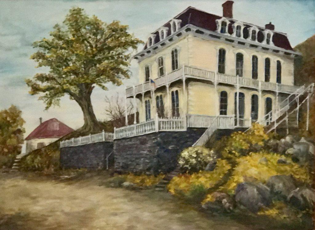 Savage Mansion