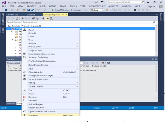 Adding dds includes in mirocsoft visual c++