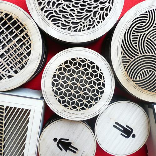 Ponoko Boxes by Yyvonne Hung