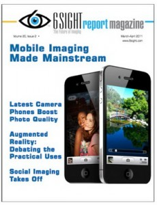 Cover of The 6Sight Report April 2011