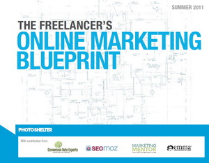 PhotoShelter E-Book Cover Freelancer's Online Marketing Blueprint