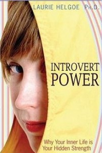 Book Introvert Power by Laurie Helgoe