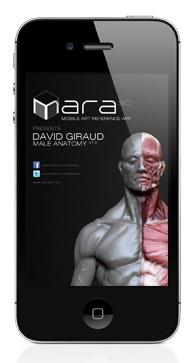 MARA3D App