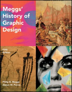 Cover of Megg's History of Graphic Design Book