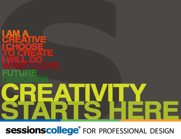 Cover of Sessions College Brochure