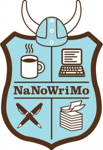 Logo for National Novel Writing Month