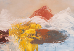 Crimson Lake by Alice (Hye Ryung) Yang