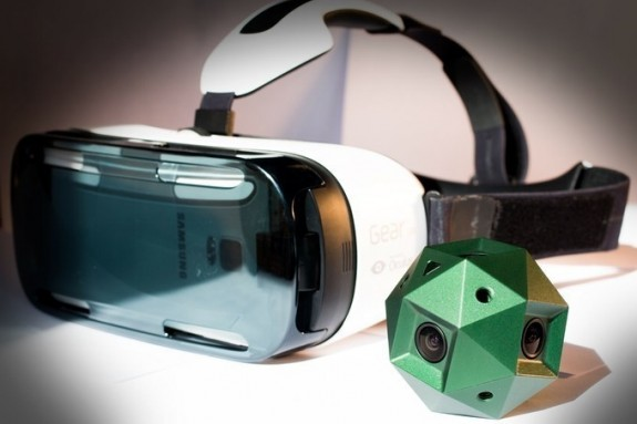 Sphericam 2 is a spherical, 360 camera that allows you to capture absolutely everything around you in high resolution without any blind spots. You can watch the resulting videos on a VR Headset (like Oculus Rift, Samsung Gear VR or Google Cardboard) or on your iPad, tablet, PC or mobile phone. (PRNewsFoto/Sphericam)