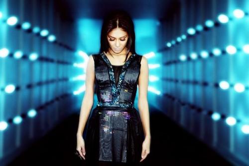 Cute Circuit's Light Up Twitter Dress