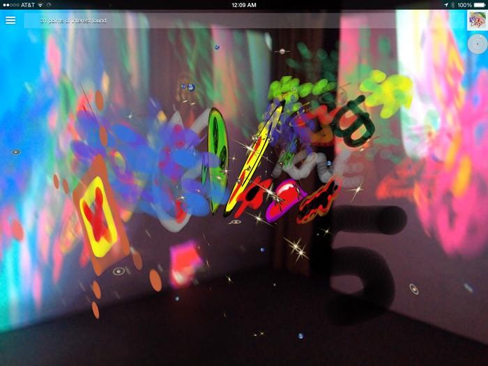 AR Exhibit - Art-Cyberarts