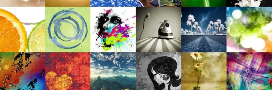 screen shot of images on Pixels.com