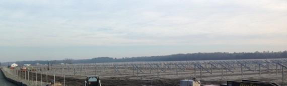 Eastern Shore Solar Energy Farm