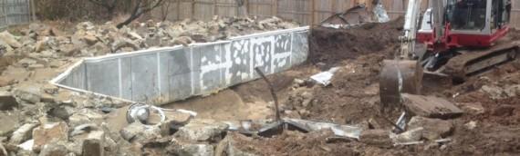 Glen Burnie Pool Removal
