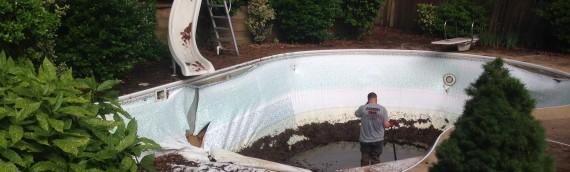 Severna Park Pool Removal