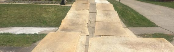 What are Ground Protection Mats?
