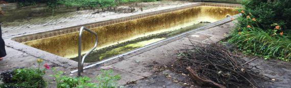 Inground Swimming Pool Removal in Baltimore City