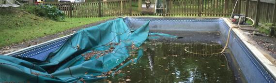 Fallston Swimming Pool Removal