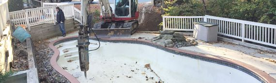 Ellicott City Pool And Hot Tub Removal