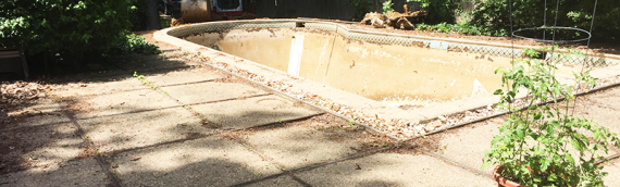 Rockville Pool Removal