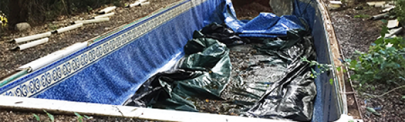 Baltimore County Pool Removal