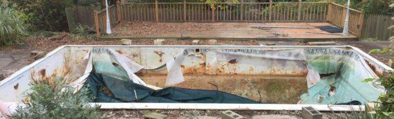 Vinyl Pool Removal Montgomery County