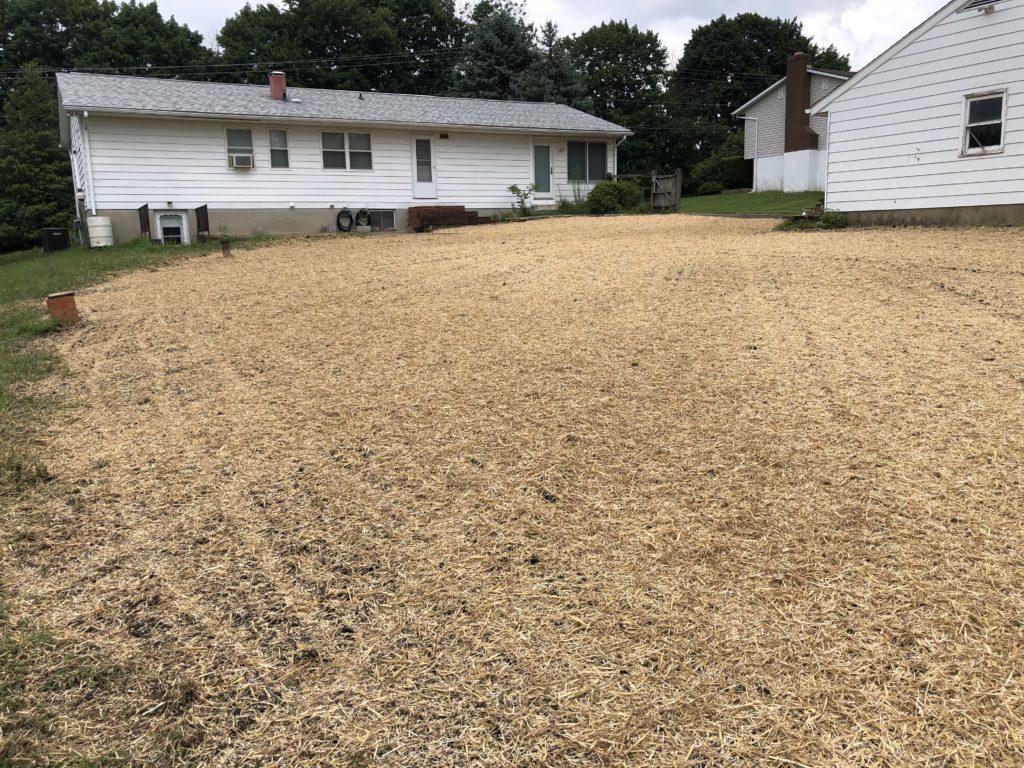 After Concrete Pool Removal Eldersburg Maryland