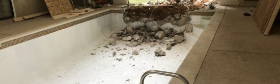 Inground & Indoor Pool Removal in Clarkesville, Maryland