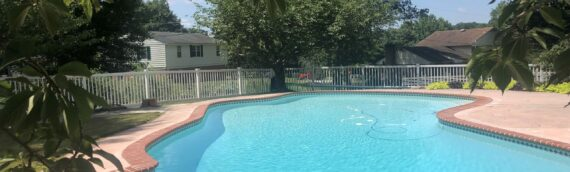 Concrete Pool Removal in Columbia Maryland