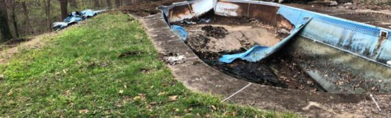 Vinyl Liner Pool Removal in Prince George's County