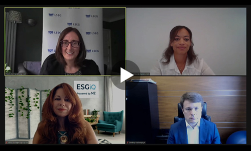 Webinar Replay – Building an ESG Strategy that is right for your business