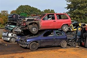 Junk Cars Augusta, MI