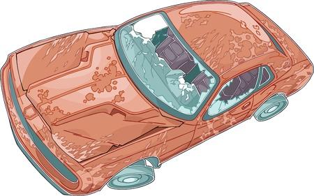 Scrap car pickup service Galesburg, MI
