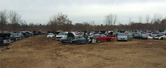 Scrap yards in Battle Creek, MI