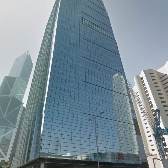 AIA central 友邦金融中心