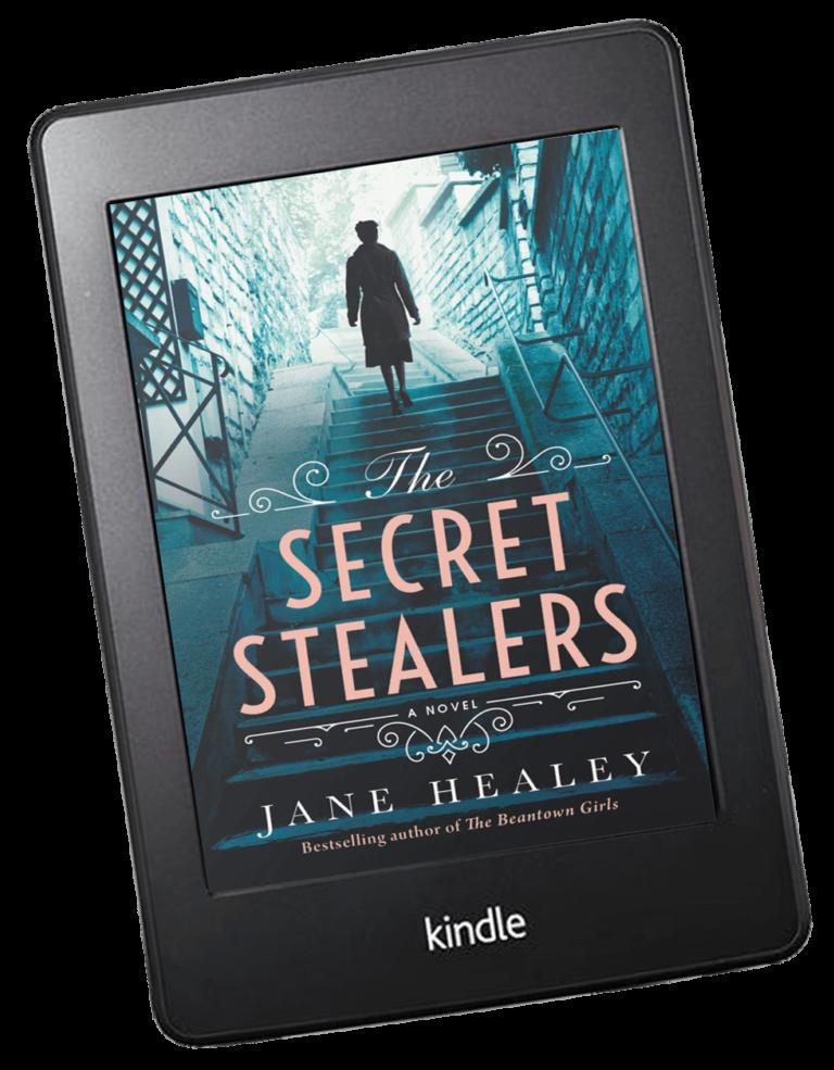 The Secret Stealers for Kindle
