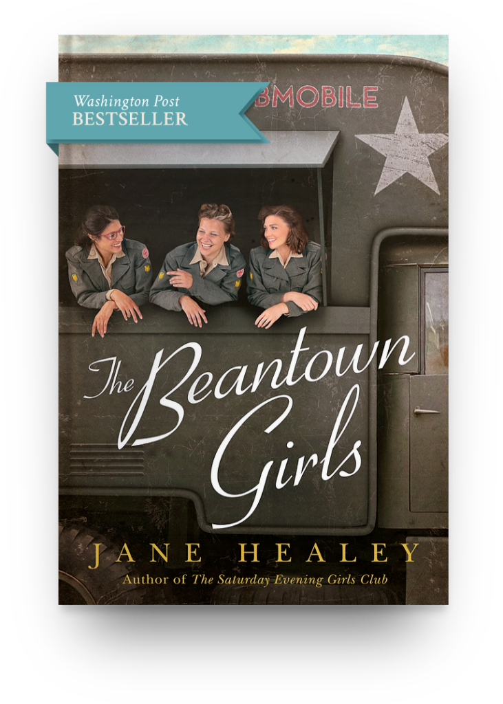 Washington Post Best Seller The Beantown Girls