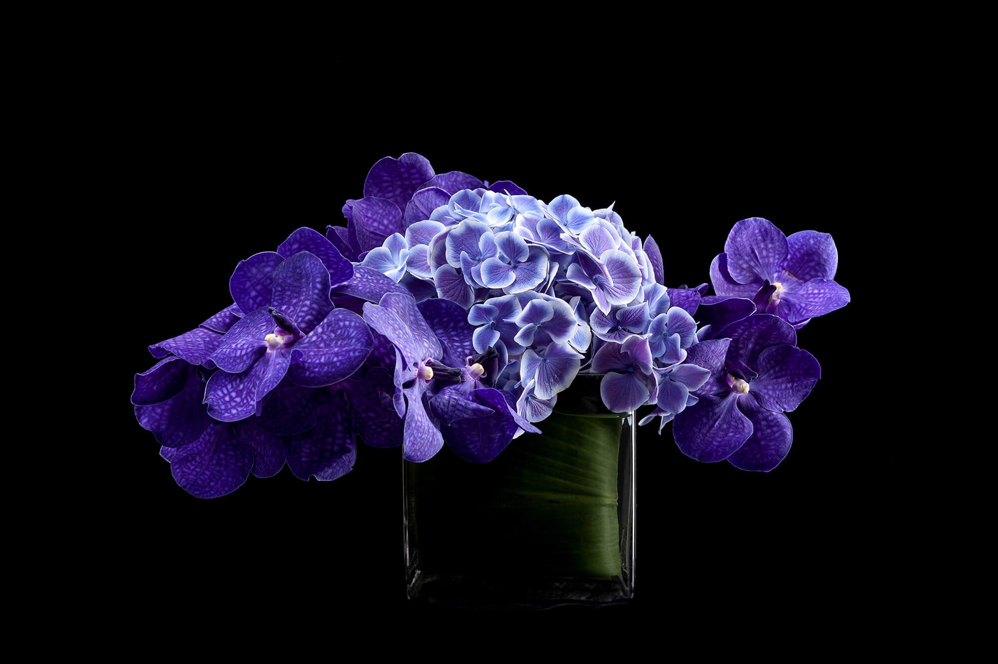 David Brown Floral Arrangement