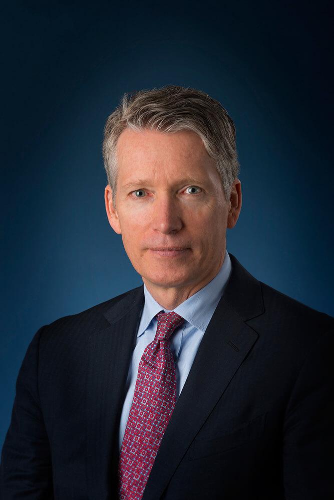 Executive Headshot Plain Colored Background