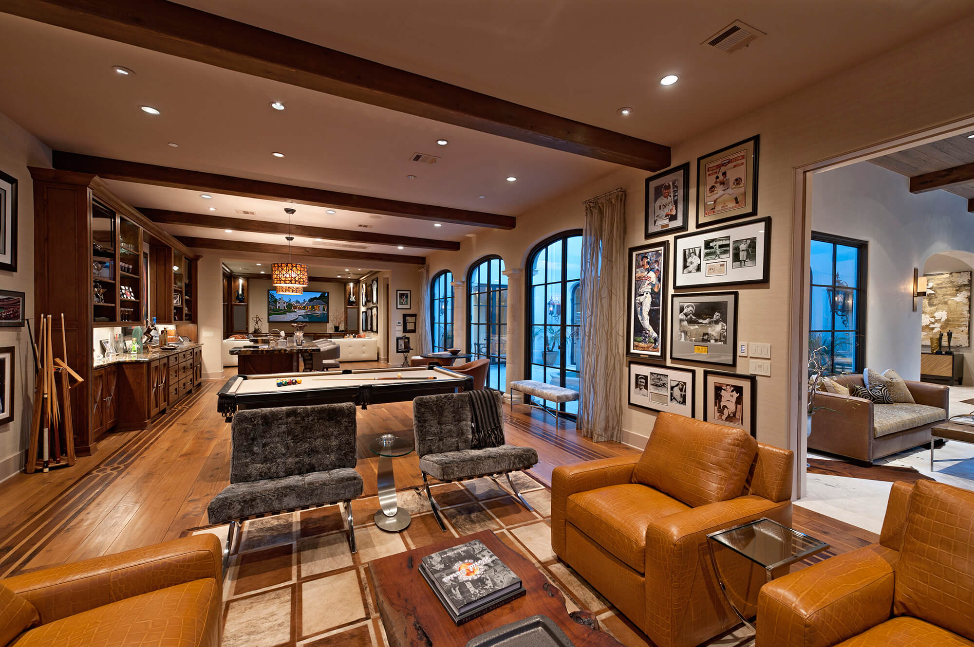 Interior Game Room