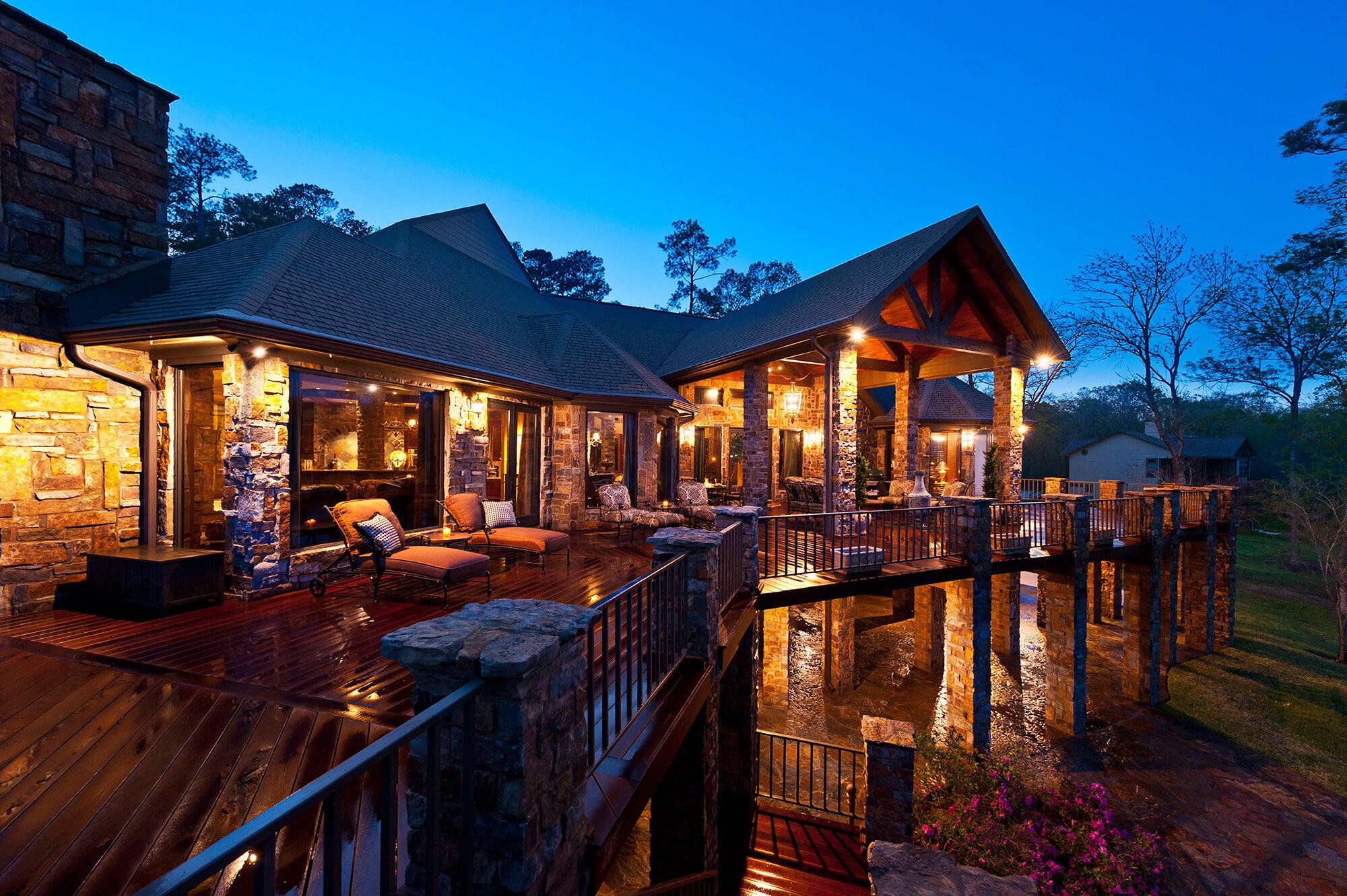 Residential Dream Lake Home
