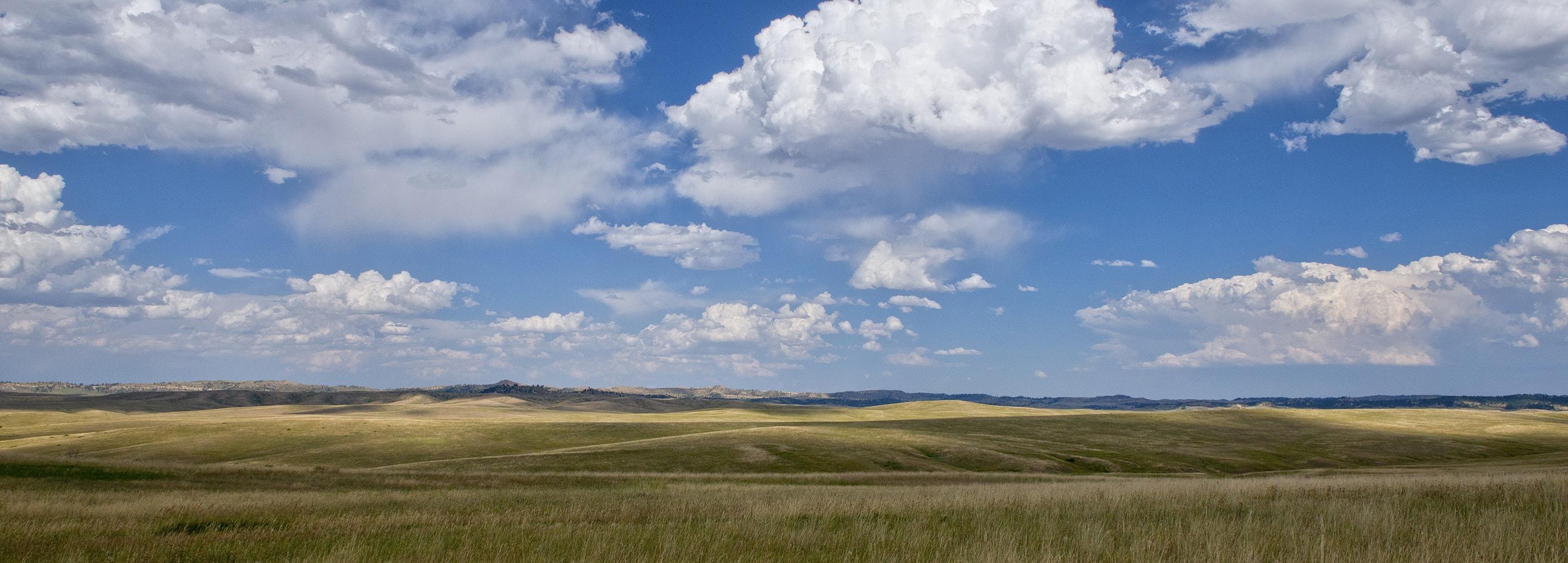 Landscape Little Big Horn